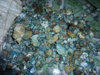 aquamarine rough