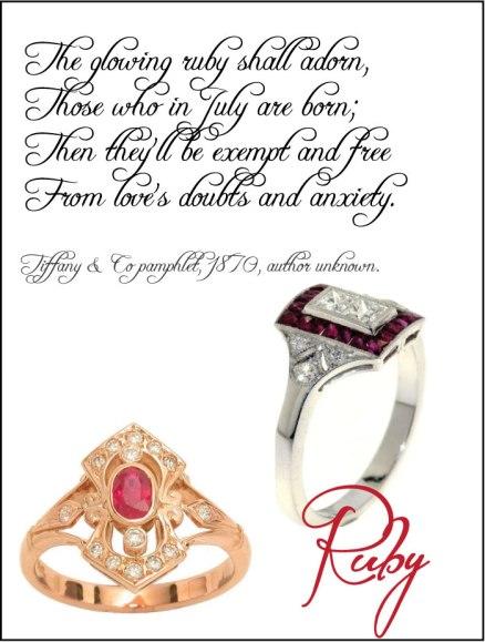 ruby poem